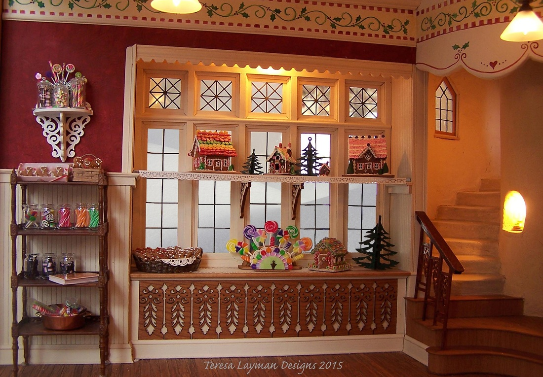 The Gingerbread Kitchen Necessary Wonderfulness